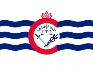 Bandera Cincinnati (Ohio)