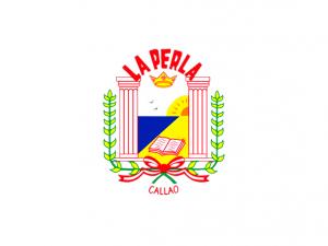 Bandera Distrito de La Perla