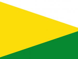 Bandera Garzón (Huila)