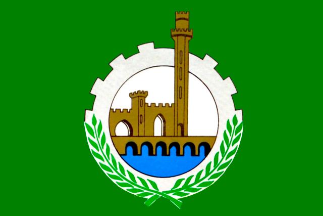 Bandera Gobernación de Caliubia