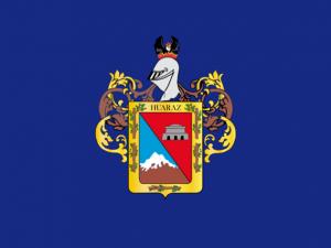 Bandera Huaraz