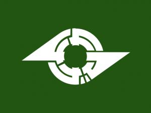 Bandera Kamagaya (Chiba)