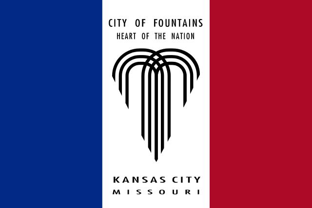 Bandera Kansas City (Misuri)