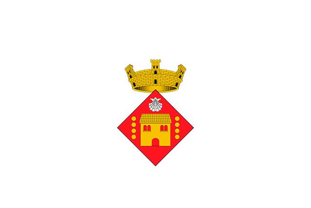 Bandera La Granja d'Escarp
