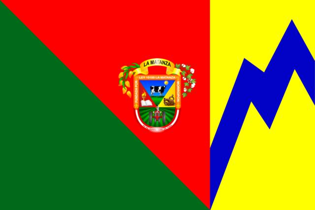 Bandera La Matanza