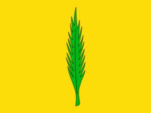 Bandera La Palma de Cervelló