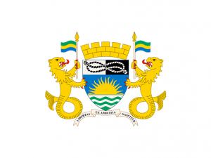 Bandera Libreville