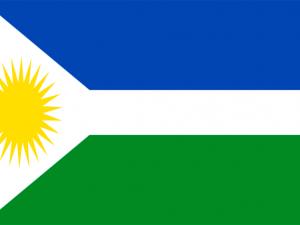 Bandera Miraflores (Guaviare)