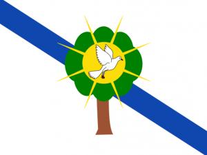 Bandera Morelia (Caquetá)