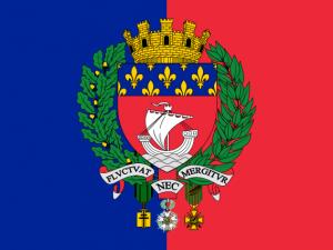 Bandera París
