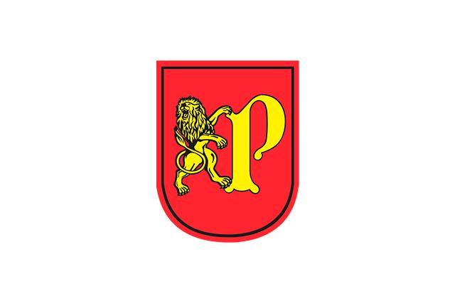 Bandera Pruszcz Gdański