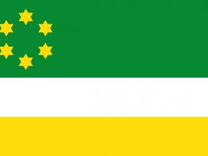 Bandera Puerto Rico (Caquetá)