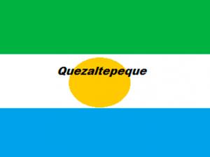 Bandera Quezaltepeque (El Salvador)