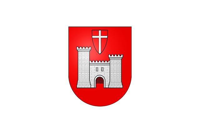 Bandera Romont (Friburgo)