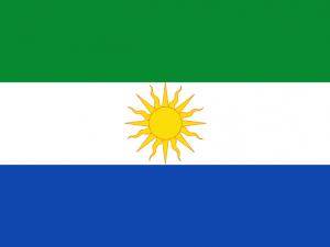 Bandera Rosas (Cauca)