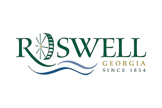 Bandera Roswell (Georgia)