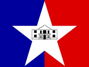 Bandera San Antonio (Texas)