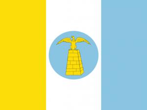 Bandera Santa Cruz de Lorica