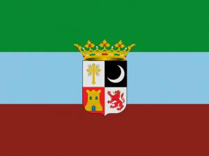 Bandera Santa Elena (Jaén)