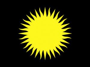 Bandera Santa Lucija