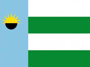 Bandera Solita