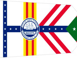 Bandera Tampa