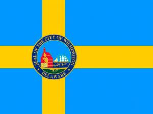 Bandera Wilmington (Delaware)